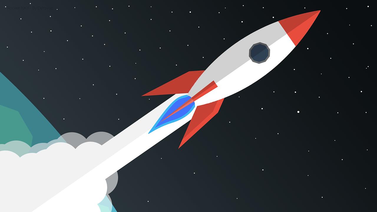 Organisk vækst raket
